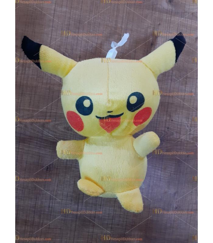 Toptan peluş oyuncak 20 cm pikachu