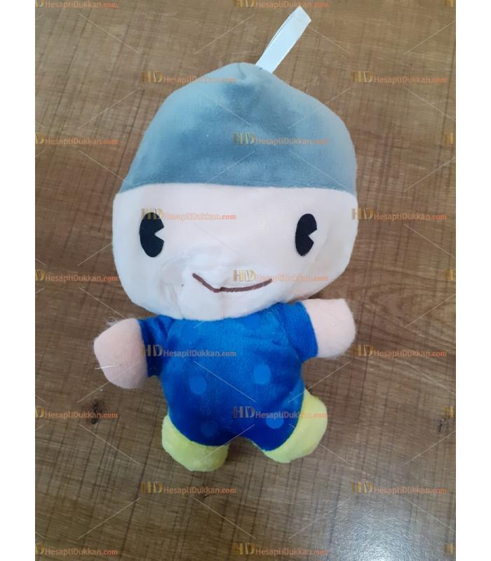 Toptan peluş oyuncak 20 cm şirin bebek