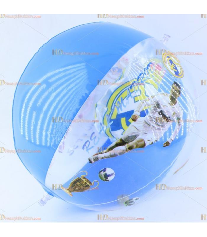 Toptan plastik hayvan şişme balon deniz topu sesli