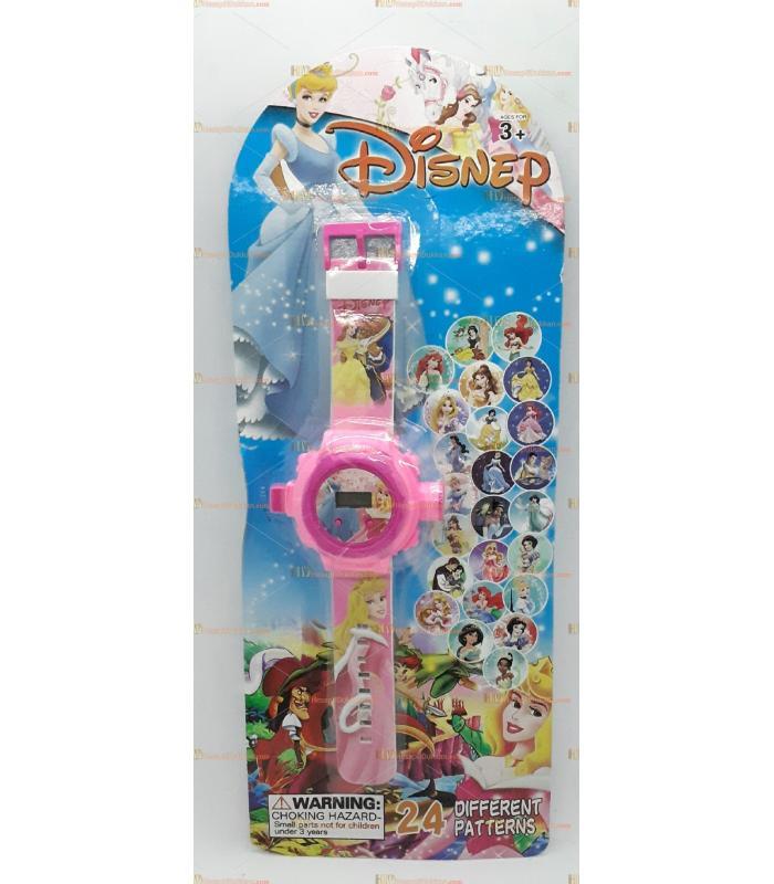 Toptan oyuncak projeksiyonlu yansıtmalı saat prensesler