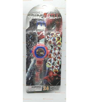 Toptan oyuncak projeksiyonlu yansıtmalı saat spider