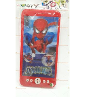 Toptan 3d telefon sesli müzikli spider