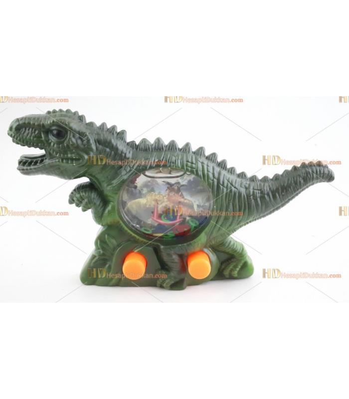 Promosyon su oyunu dinozor