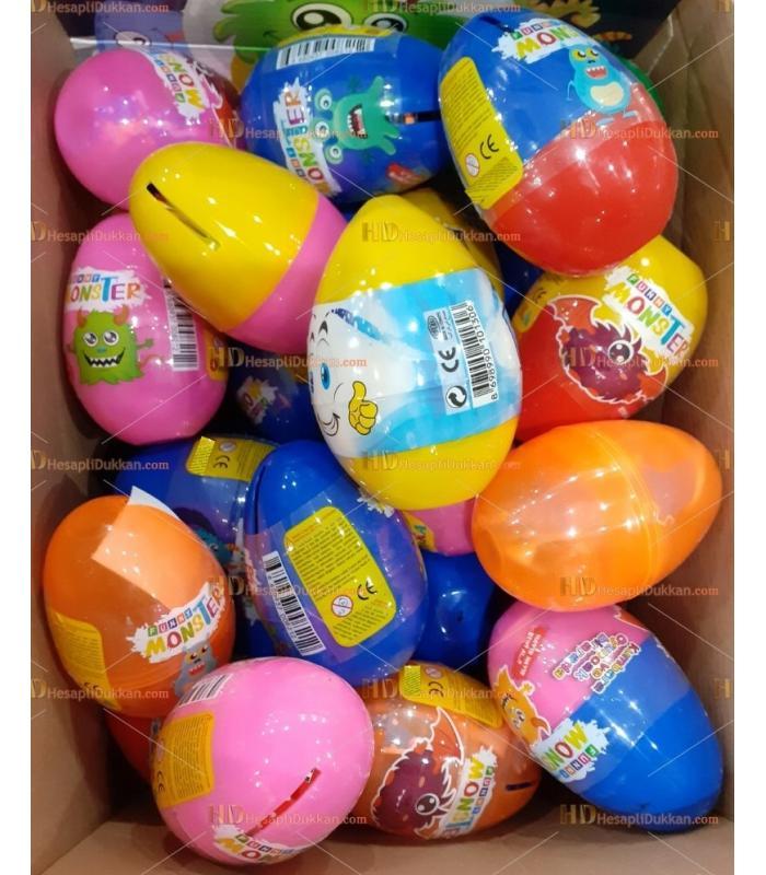 Toptan oyuncaklı sürpriz yumurta promosyon ucuz fiyat