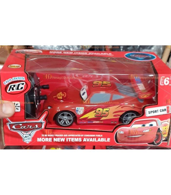 Full kumandalı şimşek mcqueen oyuncak araba