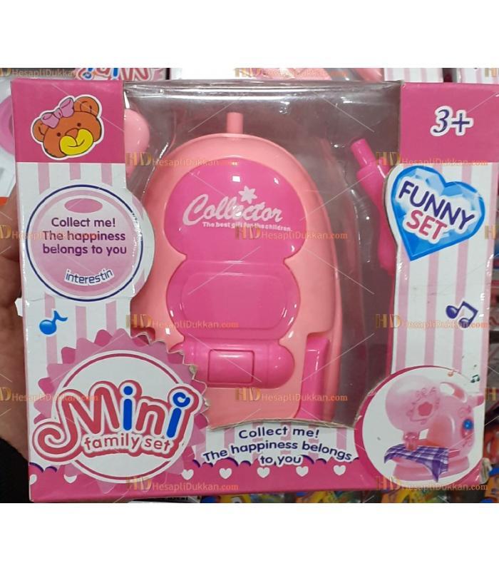 Elektrikli süpürge oyuncak toptan ucuz fiyat satış istoç pilli ışıklı