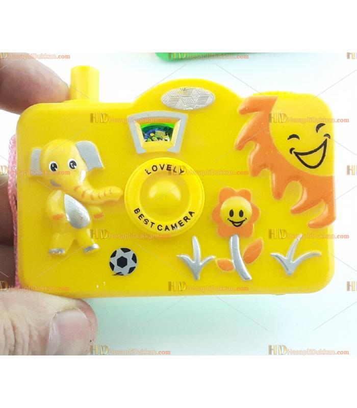 Promosyon oyuncak kamera en ucuz fiyat satış