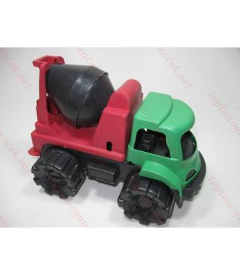 Toptan oyuncak beton kamyonu beton mikseri