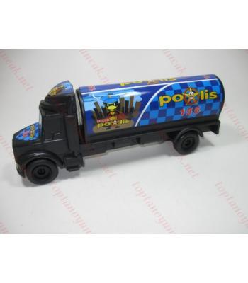 Toptan oyuncak araba polis tırı ucuz fiyat kaliteli