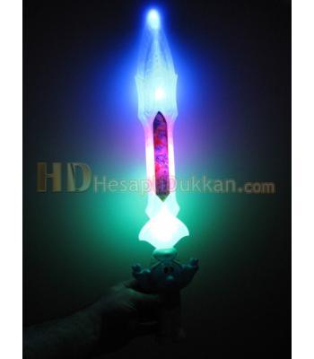 Şirin ışıklı kılıç toptan oyuncak