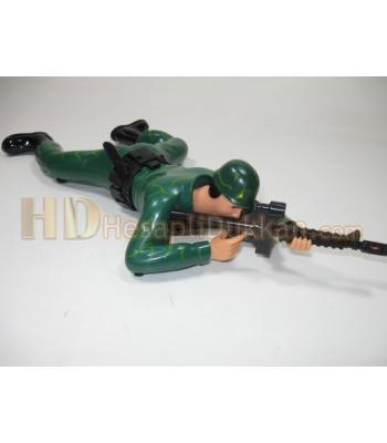Toptan sürünen asker oyuncak
