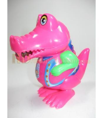 Zıplayan timsah kurmalı toptan oyuncak