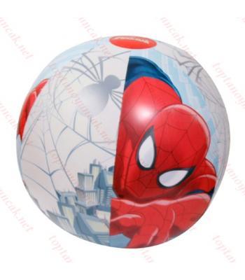 Toptan 51 cm deniz topu spider man figürlü
