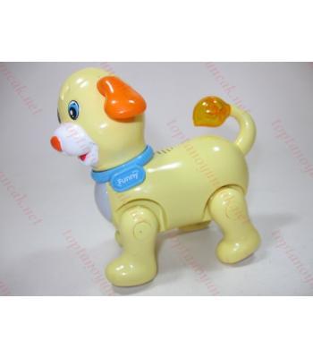 Yürüyen köpek ışıklı müzikli oyuncak toptan