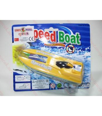 Promosyon oyuncak sürat teknesi