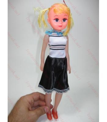 Tekli poşetli ucuz toptan oyuncak bebek