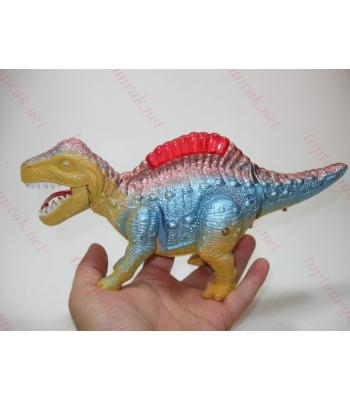 Işıklı sesli yürüyen dinozor oyuncak
