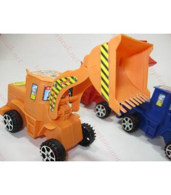 Promosyon oyuncak araba iş makinaları