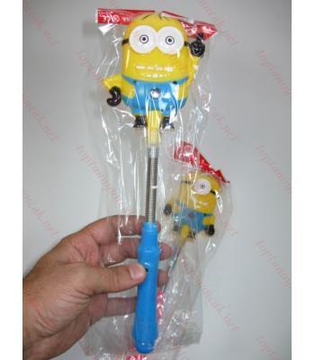 Çılgın hırsız minişler ışıklı çubuk oyuncak toptan