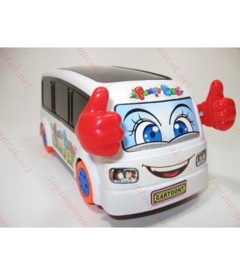 Oyuncak toptan otobüs hareketli ışıklı müzikli