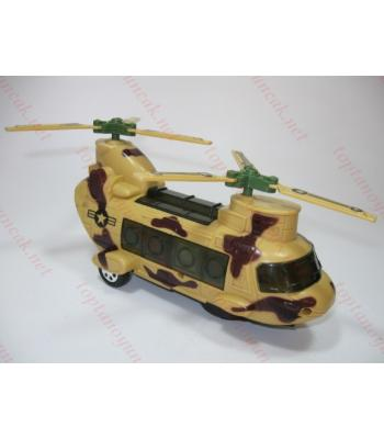 Topan oyuncak askeri taşıma helikopteri