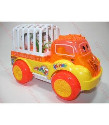 Toptan oyuncak hayvanat bahçesi arabası