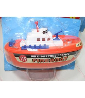 Toptan oyuncak itfaiye gemisi su fışkırtmalı