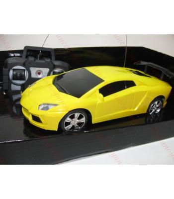 Toptan oyuncak full fonksiyonlu spor araba sarı
