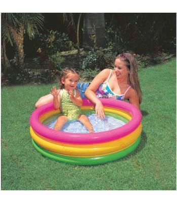 Toptan intex şişme bebek çocuk havuzu 61 cm