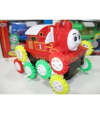 Takla atana pilli tren tomas toptan oyuncak