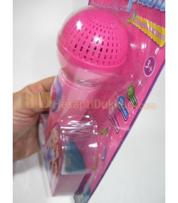 Elektronik mikrofon müzikli ışıklı oyuncak toptan
