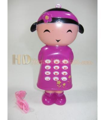 Toptan oyuncak telefon ip askili kızlar için