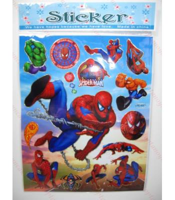 Toptan A4 sticker TOY1034
