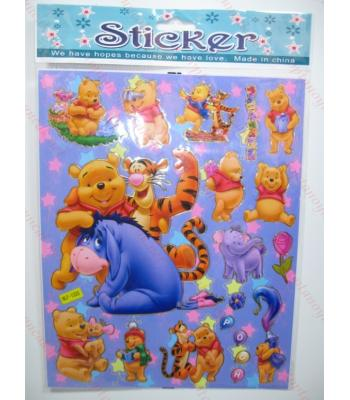 Toptan A4 sticker TOY1024
