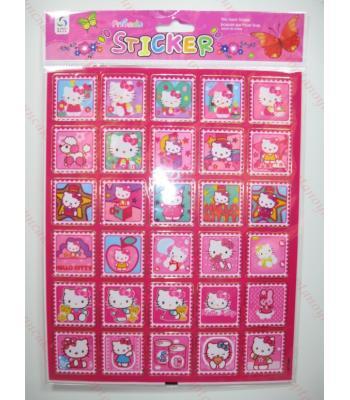 Toptan A4 sticker TOY999