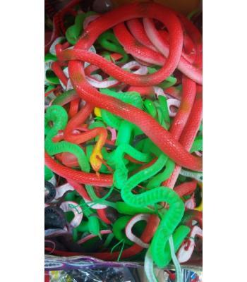 Toptan şaka yılanı plastik küçük