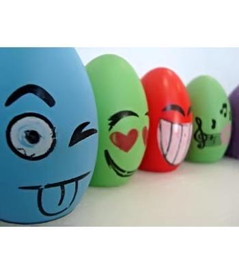 Sihirli yumurta türkçe seni seviyorum yazılı P430