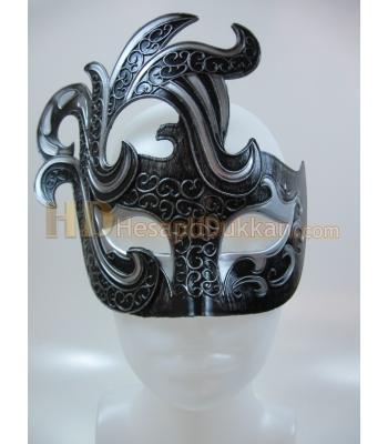 Kuşaklı parti karnaval maskesi