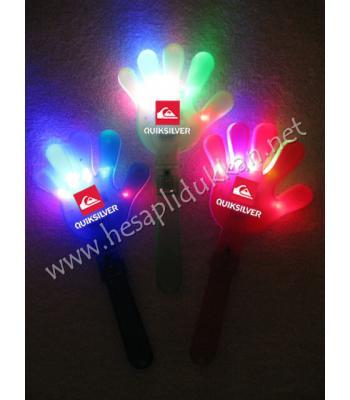 Promosyon ışıklı el şak şak R500