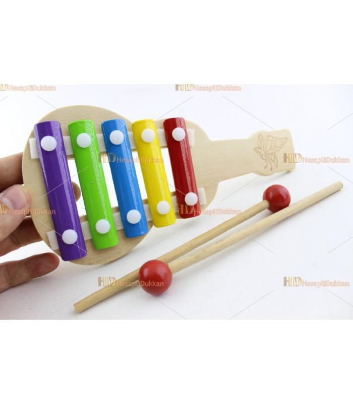 Promosyon oyuncak ksilofon selefon