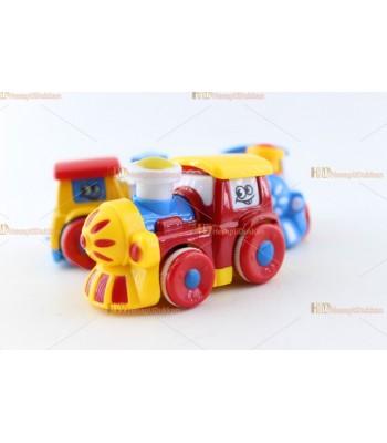 Promosyon oyuncak tren it bırak baskılı logolu ucuz fiyat