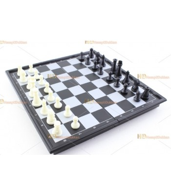 Promosyon oyuncak manyetik 3 in 1 üçü bir arada satranç seti