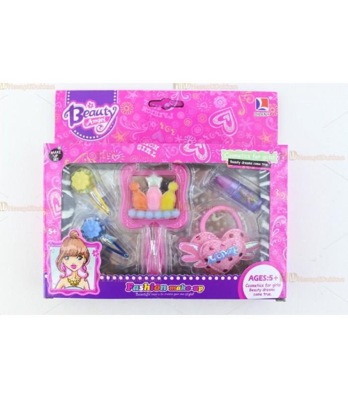 Promosyon oyuncak bakım seti kız çocuk için