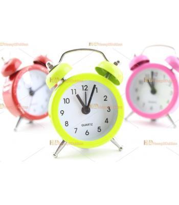 Promosyon renkli çalar saat baskı logo