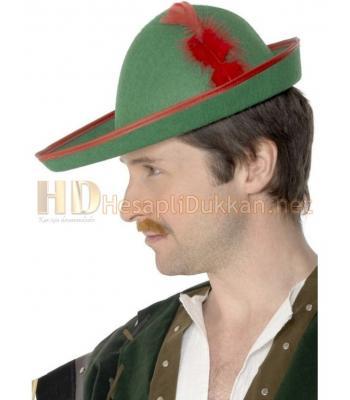 Robin hood parti şapkası