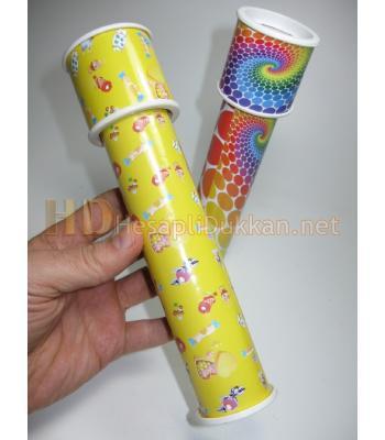 Yeni model kaleydoskop promosyon oyuncak R750