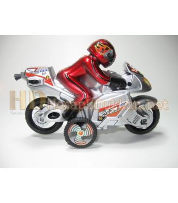 İpli zilli motosiklet promosyon oyuncakları R758
