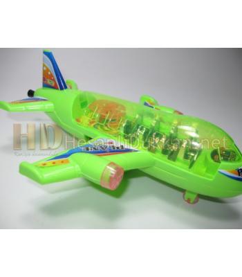 İpli ışıklı yocu uçağı promosyon oyuncakları R759