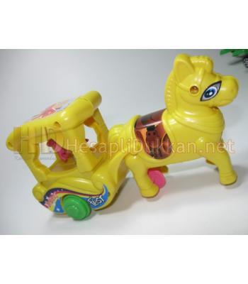 İpli at arabası promosyona oyuncak R774