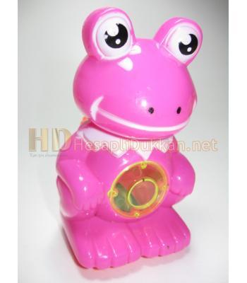 İpli ışıklı kurbağa oyuncak R778